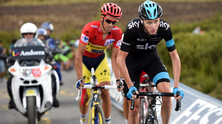 Chris Froome: Tour de France will be my main target in 2015