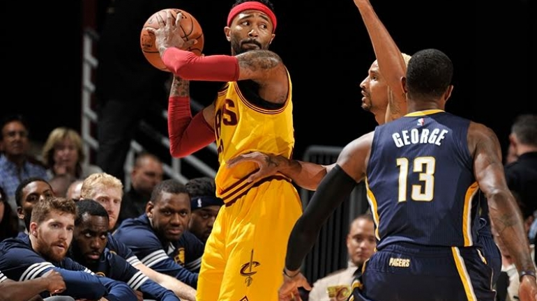 Indiana Pacers extend Cleveland Cavaliers' preseason losing streak to five, 107-85